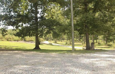Brandywine Kennels Front Yard